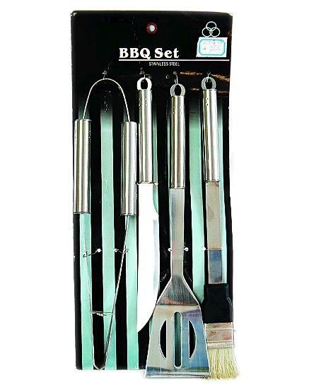 4pc BBQ Set (4pc барбекю Установить)