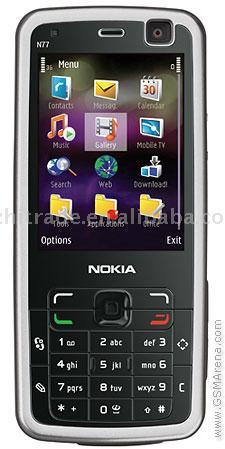 Nokia N77 (Nokia N77)