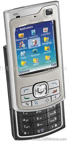Nokia N80 (Nokia N80)