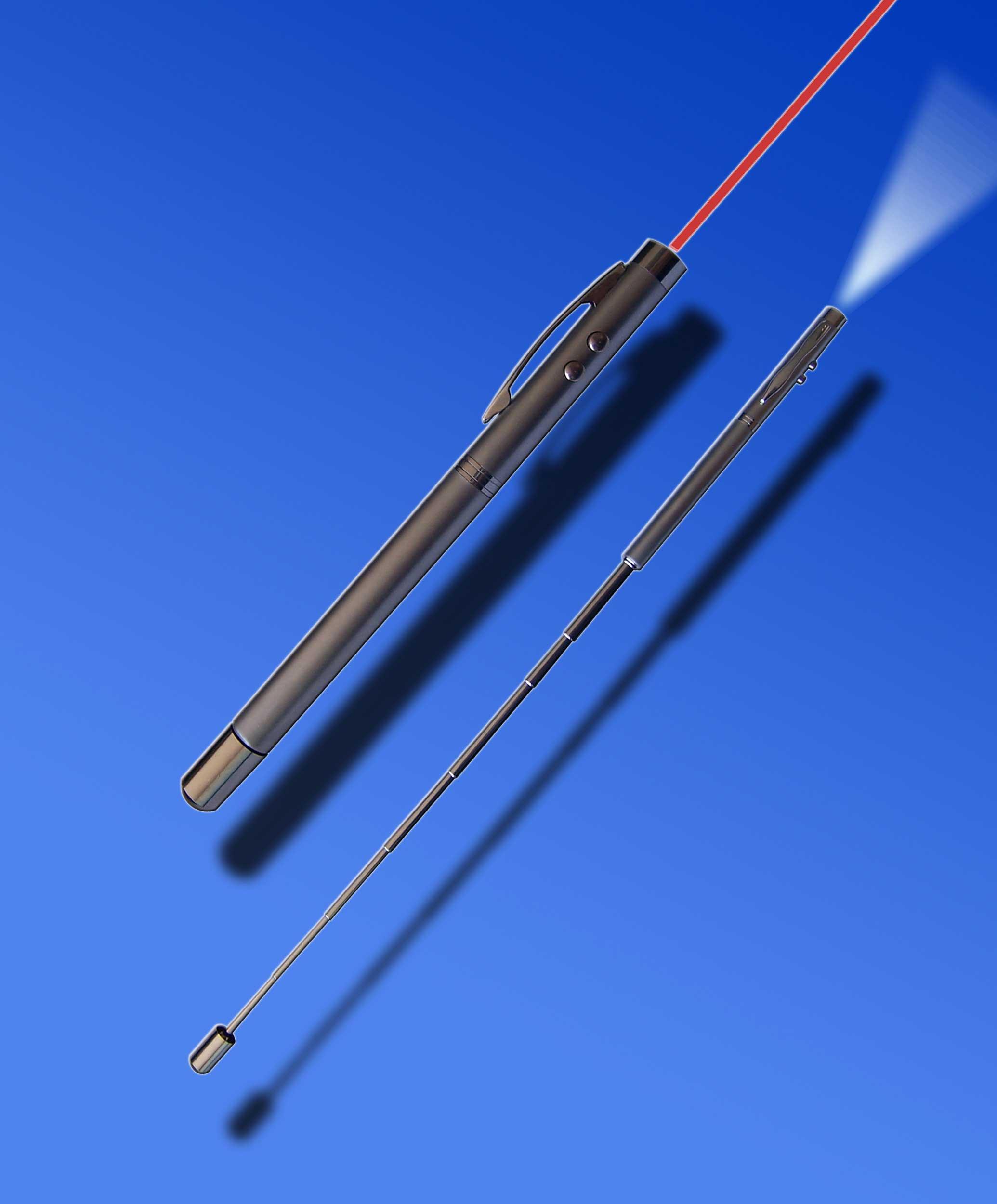 4-In-1 Laser Pen (4-в  лазерной ручкой)