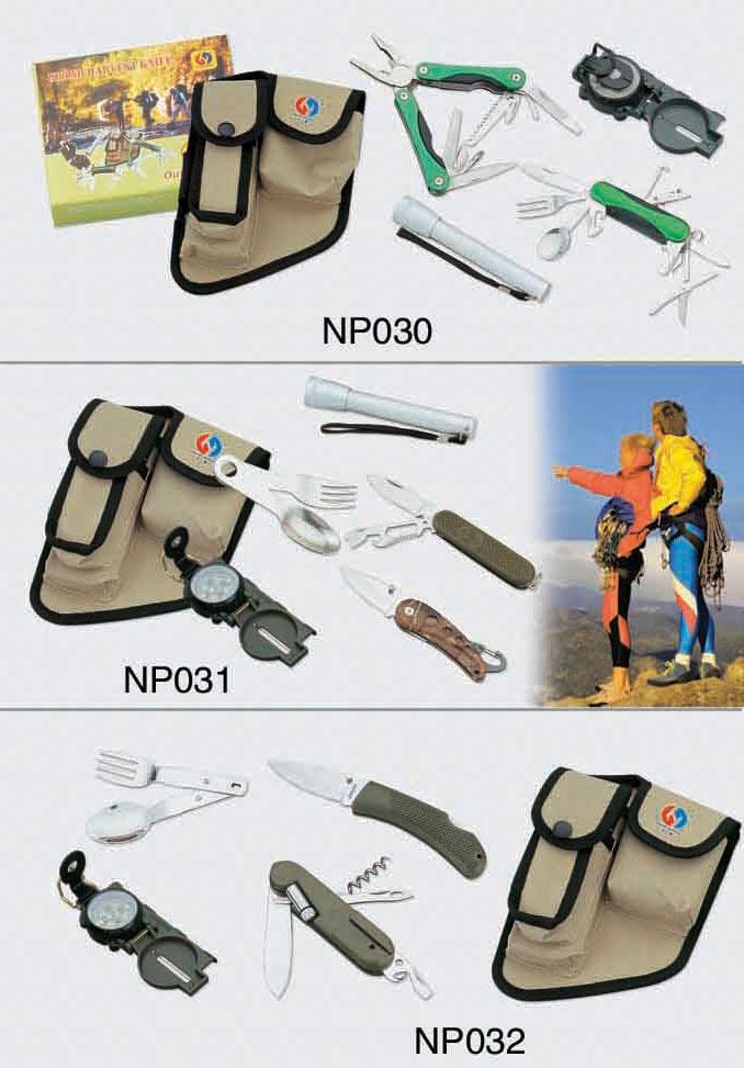 Camping Set (Set de camping)