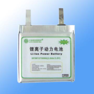 3.8V/2.8Ah Li-Ion Power Battery (3.8V/2.8Ah Li-Ion аккумулятор Power)