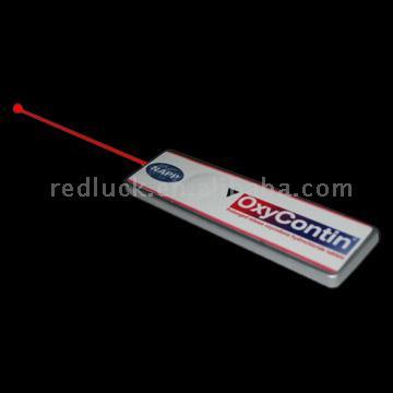 Novel Laser Card/Card Laser