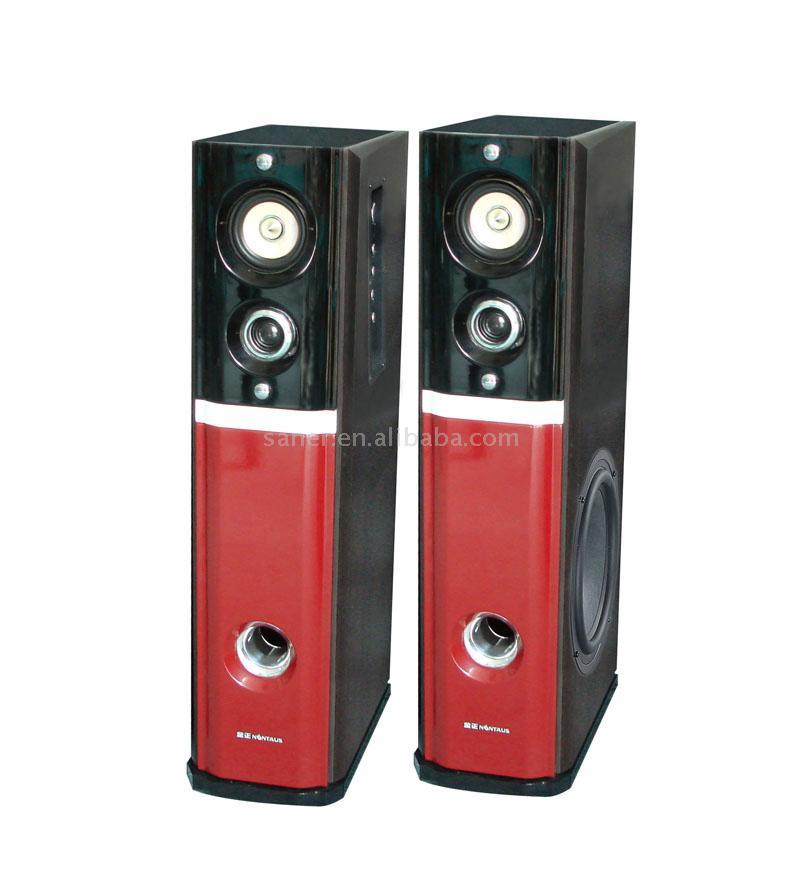 2.0 Hi-Fi Speaker (2.0 Привет-Fi спикера)