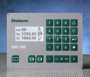 DAC310 CNC Shears (DAC310 ЧПУ Ножницы)