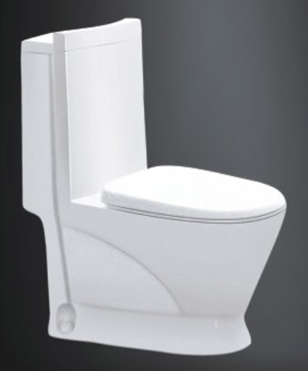 Siphonic One-Piece Toilet (Siphonic One-Piece Туалет)