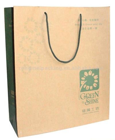 Kraft Paper Bag (Kraft Paper Bag)