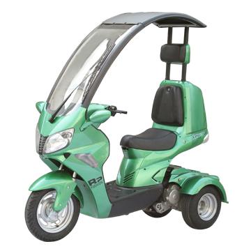 50cc Trike Scooter