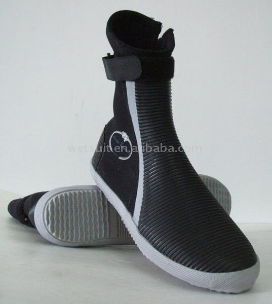 Neoprene Boots for Dingy, Sailing, Surfing and More ()