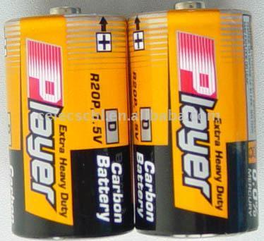 Carbon Extra Heavy Duty Battery (Углеродные Extra Heavy Duty Аккумулятор)