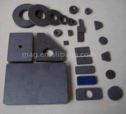 Permanent Ferrite Magnet (Постоянный ферритовый магнит)