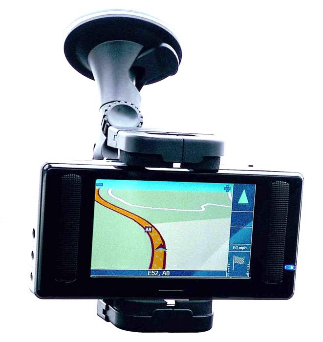 Professional Portable Multimedia GPS Navigator (Профессиональные Портативный мультимедийный GPS-навигатор)