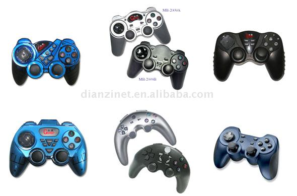 Game Controller for PS1/PS2/Xbox/PC