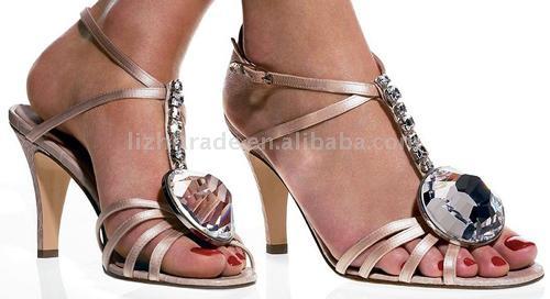 Ladies` High-Heel Shoes (Высокая женская обувь-H l)