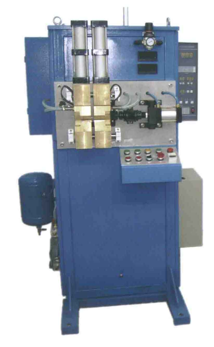 Cu-Al Tubes Welding Machine
