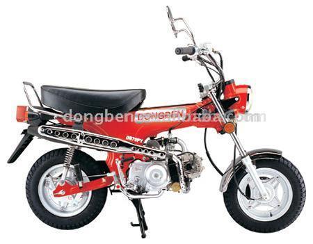 DB70-K Electric Motorcycle (DB70-К электрический мотоцикл)