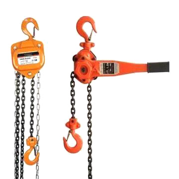 Chain Hoist and Lever Hoist