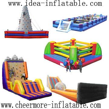 Inflatable Sports (Надувная спорт)