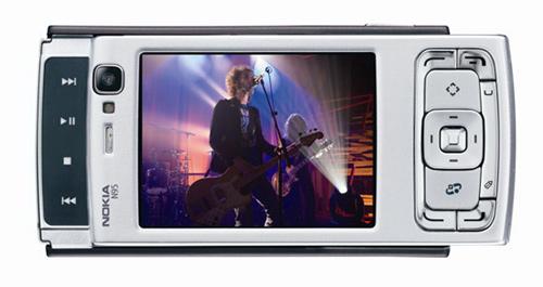 Top Nokia N95 (Top Nokia N95)