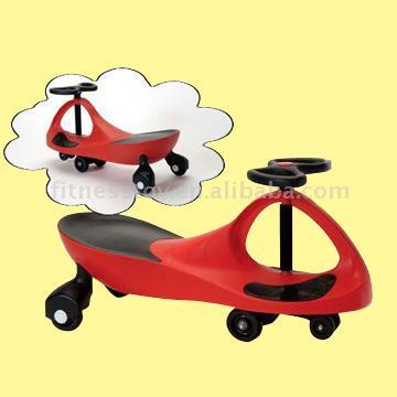 Swing Car (Качели автомобиля)