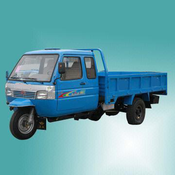 Three-Wheel Agricultual Transport Vehicle