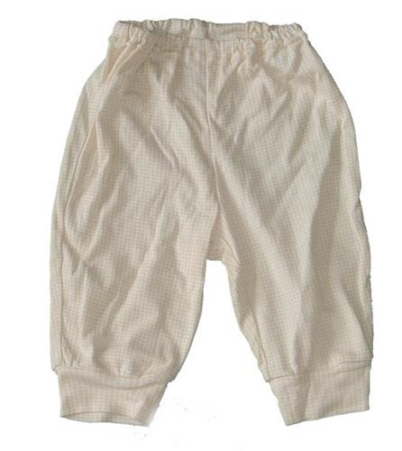 Khaki Check Pants (Khaki Check Pants)