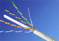 Cat 6 E Cable (Cat 6 E Кабельные)