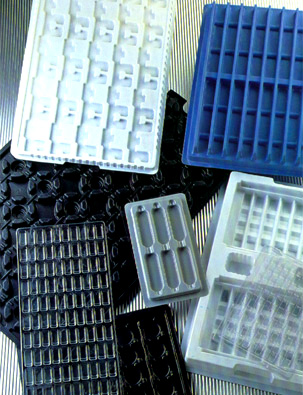 Thermoforming Plastic Container