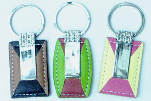 PU Leather Key Chain