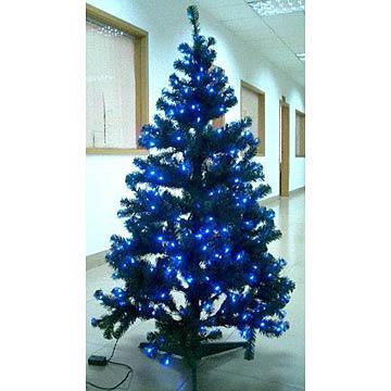 Christmas Tree and Light (Рождественская елка и легкими)