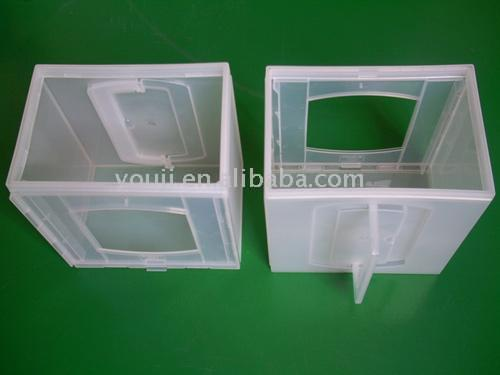 Plastic Injection DVD Box Mould & Plastic Injection Molding