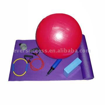 Yoga Equipment (Йоги оборудование)