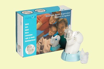 Electric Snot Aspirator/Nasal Irrigator (Electric Snot Аспиратор / Носовые Ирригатор)