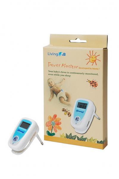 Body Temperature Monitor (Монитор температуры тела)