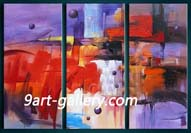 Music Oil Painting Canvas Painting (Антиквариат и винтаж)