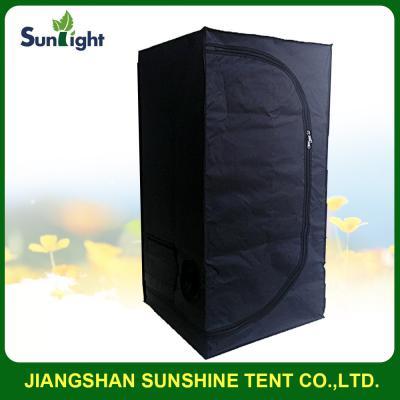 60x60x120cm Hydroponic grow tent grow box ,seed grow cabinet ,black edge ()