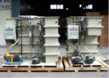 MBR(Membrane Bioreactor) equipment (MBR (bioréacteur à membrane) Matériel)