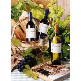 Red Grape wine (Красное виноградное вино)