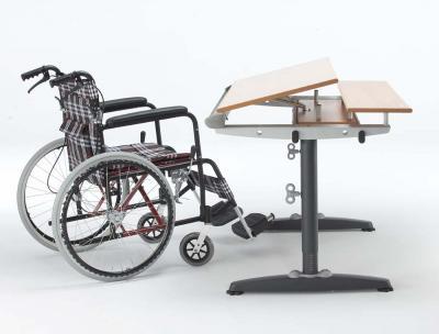Height Adjustable Tilt Desk (manual) (Высота Регулируемый угол наклона стола (ручная))