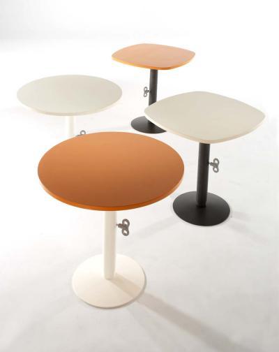 Height Adjustable End Table (Регулировка по высоте: Конец таблицы)