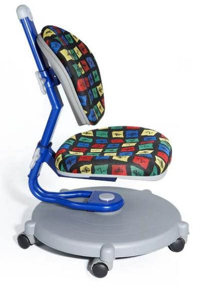 Swivel Chair with Footrest (Поворотные Стул с Пуфы)