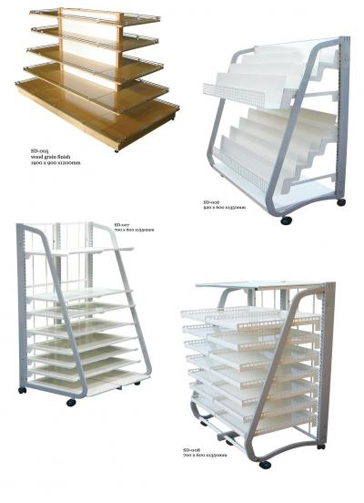 Catalogues Display Stand (Catalogues Display Stand)