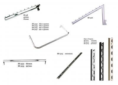 Modular Wall System Accessories (Модульная система стены аксессуары)