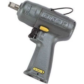 GW-12 3/8 inch Air Impact Wrench (135 ft.lb)