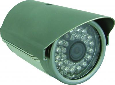 1/3-inch Sharp CCD IR Weatherproof Camera with 480TVL, 36 LEDs
