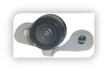 1/4-inch Color CCD Vehicle Camera with Horizontal Resolution of 380TVL (1/4-inch Color CCD Автомобиль камеры с горизонтальным разрешением 380TVL)