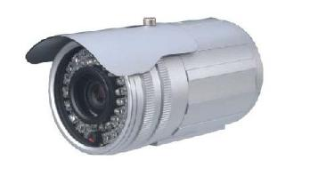 1/3-inch Sony Super HAD Varifocal IR Camera with 20 LEDs and Voltage of 12V DC