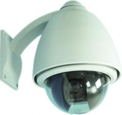 1/4-inch Sony Super HAD CCD, High-speed Dome Camera with Preset Accuracy at 0.2- (1/4-inch Sony Super HAD CCD, Высокоскоростная купольная камера с заданной степенью точности на 0,2 -)