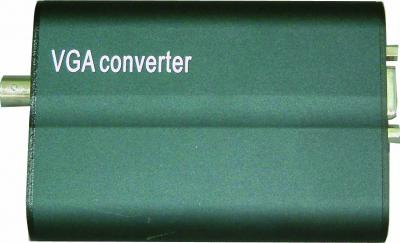 BNC to VGA Convertor (Suitable for DVR) (BNC vers VGA (Convient pour DVR))