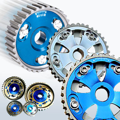 Aluminum Cam Gear,Auto tuning parts,Car styling accessories.Automobile performan